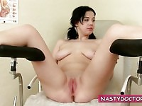 Naughty Teen Gets Her Pussy Wet